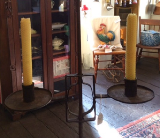 Beeswax Honeycomb Candles