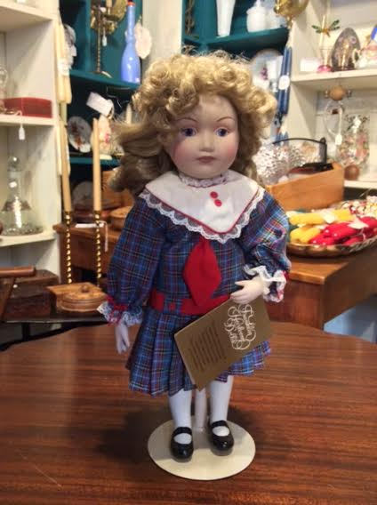 Franklin Mint Doll