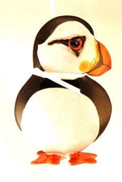 Atlantic Puffin Ornament