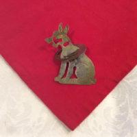 Coyote Metal Puzzle