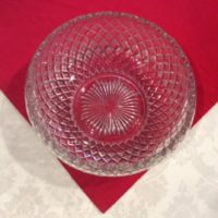 Diamond In Diamond - Large EAPG Bowl