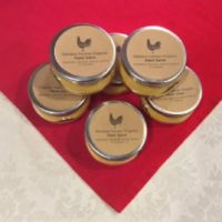 Chicken Farmer Organic Hand Salve