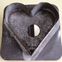 Tin Heart Shape Cookie Cutter