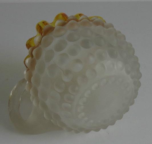 Frances pattern, Hobbs & Brockunier Glass Co, Circa 1886
