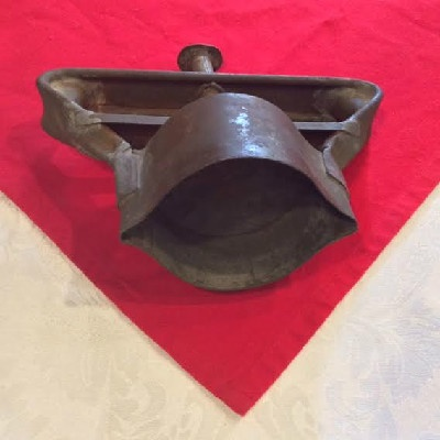 c. 1890-1910 Metal Industrial Bakery and/or Ice Cream Plunger Cutter