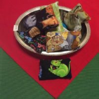 Catnip Bags For Your Cat's Christmas Stocking! - Local & Organic