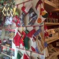 Christmas Stockings from Shops At Fayrehale