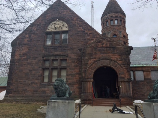 Fairbanks Museum & Planetarium - 1302 Main Street, St. Johnsbury, VT