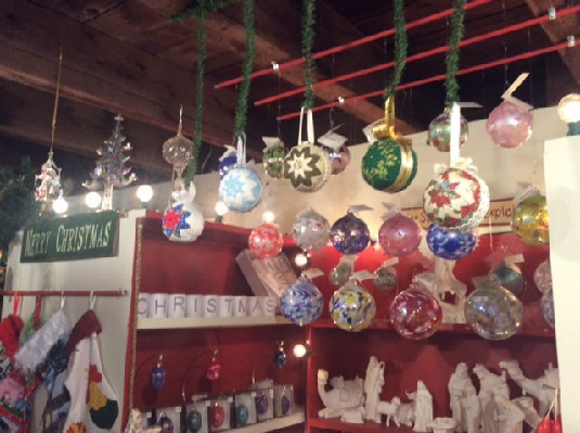 Large - Quilted Ball Ornaments - Individually Hand Quilted