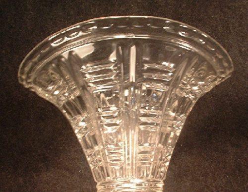Early American Pattern Glass - Fan Vase