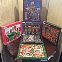 Jigsaw Puzzles - Fun For The Entire Family!