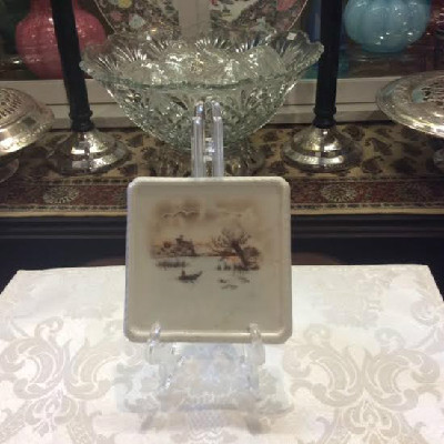 Scenic Tea Tile