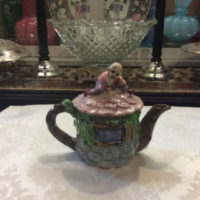 Elf House Tea Pot - Vintage - Unmarked - Probably English