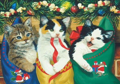 2.) — Kitties Advent Calendar ($4.95)