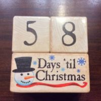 Days 'Til Blocks - Christmas - Halloween - Birthday - Vacation