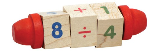 2.) Spinny Math
