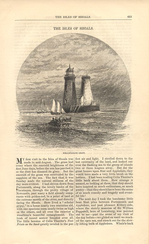 The Isles of Shoals, Page 663