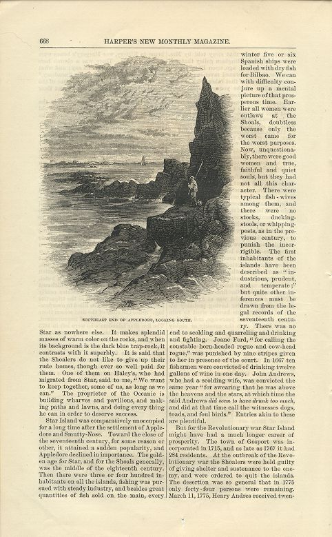 The Isles of Shoals, Page 668
