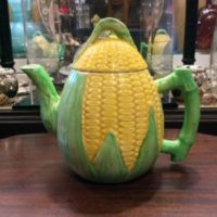 Ear of Corn Tea Pot