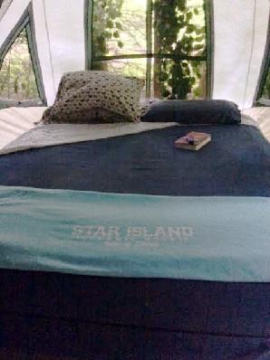 Fayrehale Sleeping Tent