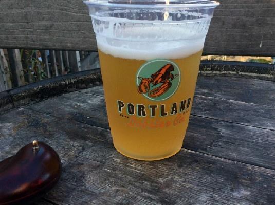 Portland Lobster Company, Portland, Maine