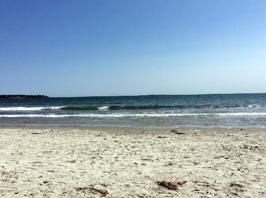 Pine Point Beach, Maine