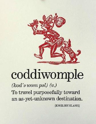The PURGE as I Coddiwomple !!