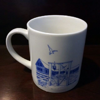 Star Island Mug - Turnstile - Isles of Shoals - 1990s