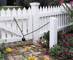 Antique Solid - Cast Iron - Counterweight - Gate Weight - 6.5 Pound - Nice Period Piece For Your Gate!
